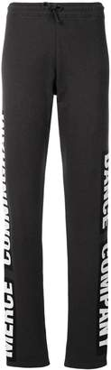 Acne Studios printed sweatpants