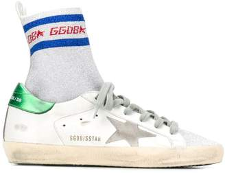 Golden Goose lace up sneakers