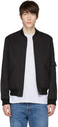 A.P.C. Black Jones Blouson Jacket