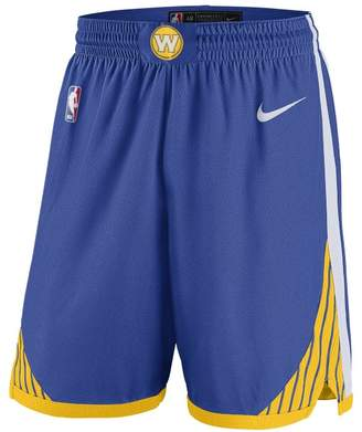 Nike Golden State Warriors Icon Edition Swingman Men's NBA Shorts