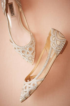 Anthropologie Christianne Flats $185 thestylecure.com