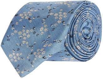 Paul Smith Scattered Floral Tie