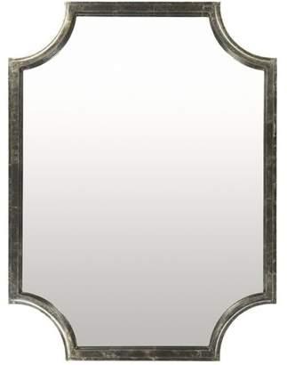"""Art of Knot Erilo 29.75"""" x 40"""" Framed Mirror"""