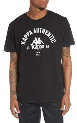 Kappa Authentic Graphic T-Shirt