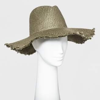 Universal Thread Women's Floppy Hat Green