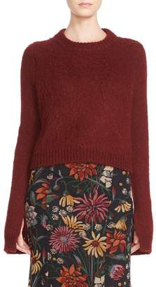 Cinq a Sept Mohair Sweater $325 thestylecure.com