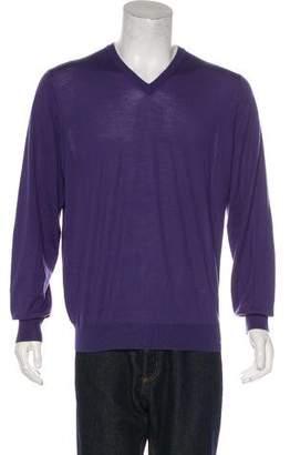 Brunello Cucinelli Wool & Cashmere Sweater w/ Tags