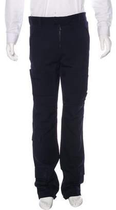 Bottega Veneta Wool Cargo Pants