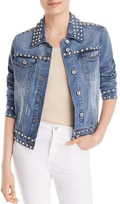 Bagatelle Embellished Denim Jacket