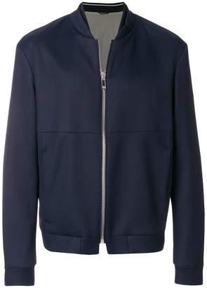 Giorgio Armani zipped bomber jacket