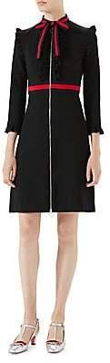 Gucci Women's Viscose Jersey Dress