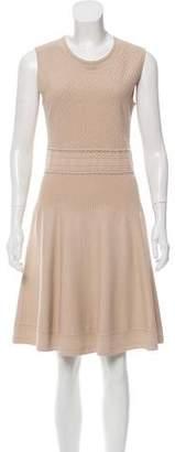 Salvatore Ferragamo Sleeveless Knit Dress