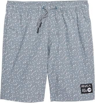 RVCA Newton Hybrid Shorts