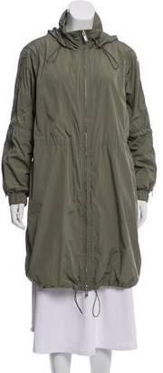 Armani Collezioni Knee-Length Casual Jacket