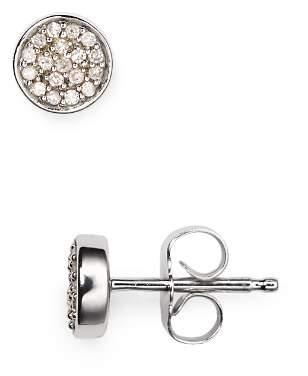 Adina Pavé Diamond Stud Earrings