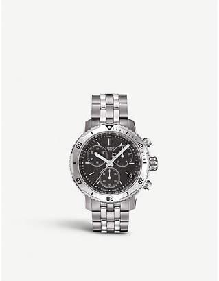 Tissot T067.417.11.051.01 PRS 200 stainless steel watch