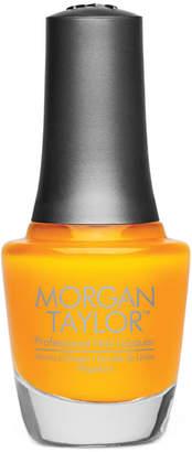 Morgan & Taylor Morgan Taylor Sunset Yellow Nail Lacquer 15ml