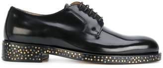 Maison Margiela studded-sole derby shoes