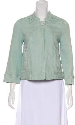 Marc by Marc Jacobs Denim Button-Up Jacket