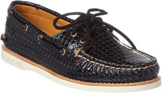 Sperry Women's Gold Cup A/O Patent Boat Shoe