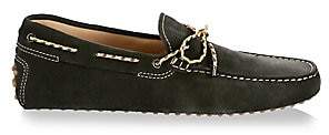 Tod's Men's Gommini Leather Moccasins