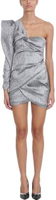Isabel Marant Lexine Silver Nylon Mini Dress