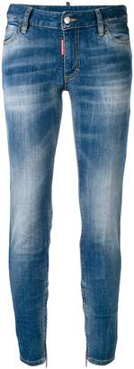 DSQUARED2 Twiggy mid-rise skinny jeans