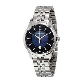 Victorinox Women's 'Alliance' Swiss Quartz Stainless Steel Casual Watch