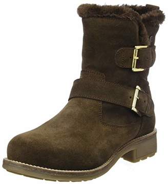 Coronel Tapiocca Women's Serraje Tabaco Botin Ankle Boots, Brown 0