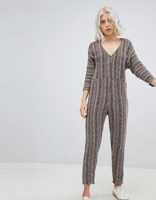 Pull&Bear Fine Knit Jumpsuit