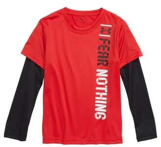 Under Armour Fear Nothing Slider Shirt