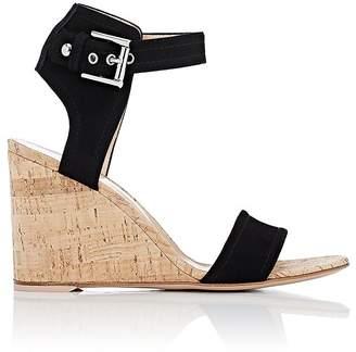 Gianvito Rossi Women's Rikki Wedge Sandals