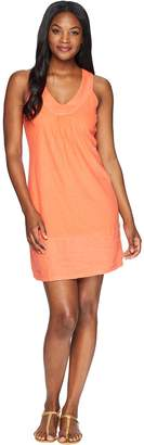 Tommy Bahama Arden Sleeveless Flounce Dress Women's Dress