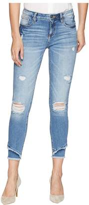 Miss Me Mid-Rise Ankle Skinny Jeans in Denim Women's Jeans