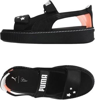 Sophia Webster PUMA x Sandals