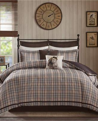 Woolrich Williamsport 6-Pc. Twin Jacquard Comforter Set Bedding