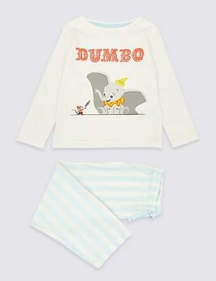 Marks and Spencer Disney DumboTM Pure Cotton Pyjamas (1-6 Years)
