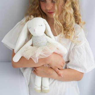Albetta Velvet Bunny Toy