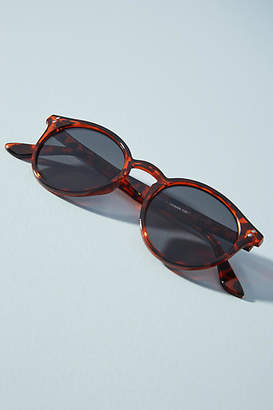 Anthropologie Laguna Rounded Sunglasses