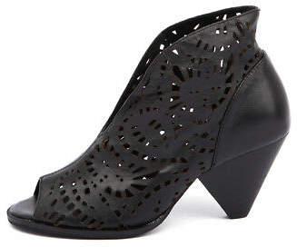 Django & Juliette New Omero Black Womens Shoes Dress Boots Ankle