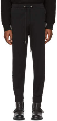 Diesel Black K-Suit Lounge Pants