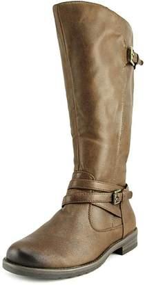Bare Traps Baretraps Corrie 2 Wide Calf Women US 6.5 Brown Knee High Boot