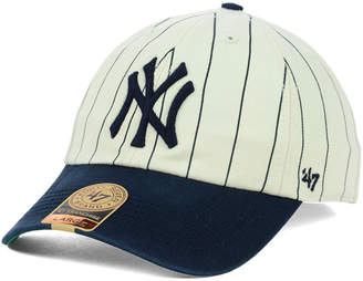 '47 New York Yankees Pinstripe Franchise Cap