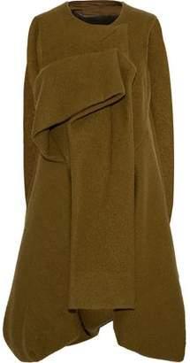 Rick Owens Gathered Wool Vest