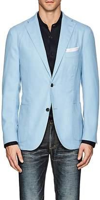 """Boglioli Men's """"K Jacket"""" Virgin Wool-Blend Two-Button Sportcoat"""