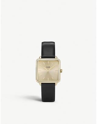 Cluse La Garçonne gold-toned watch