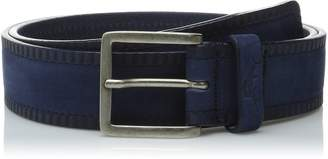 Tommy Bahama Men's Suede Nubuck Belt