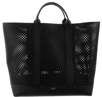 Michael Kors Leather Perforated Tote