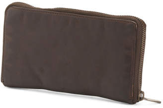 Made In Italy Vachetta Leather Wallet