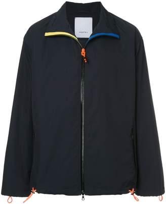 Ports V zipped sports jacket